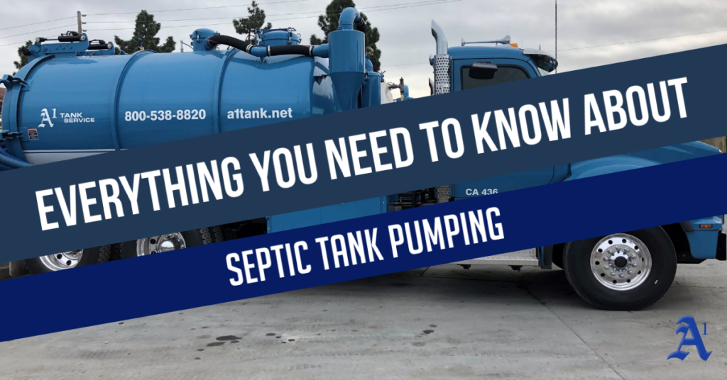 Everything You Need to Know About Septic Tank Pumping - A ...